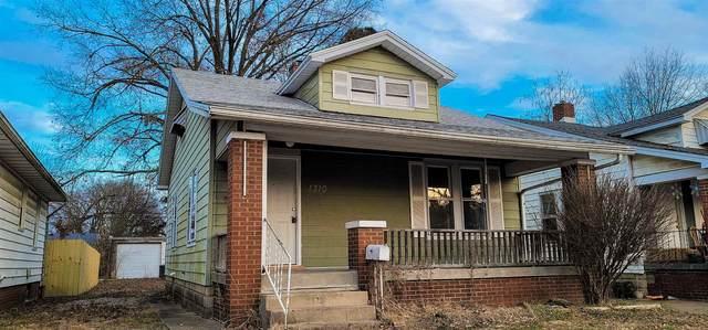 1310 Henning Avenue, Evansville, IN 47714 (MLS #202101701) :: Parker Team