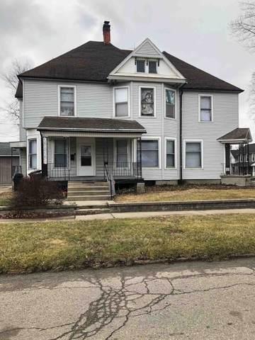 115 W Sinclair Street 115, 115 1/2, 8, Wabash, IN 46992 (MLS #202101710) :: The Romanski Group - Keller Williams Realty