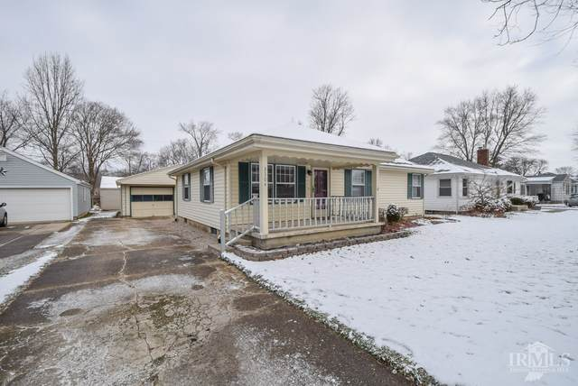 3304 W Riverside Avenue, Muncie, IN 47304 (MLS #202101719) :: Parker Team