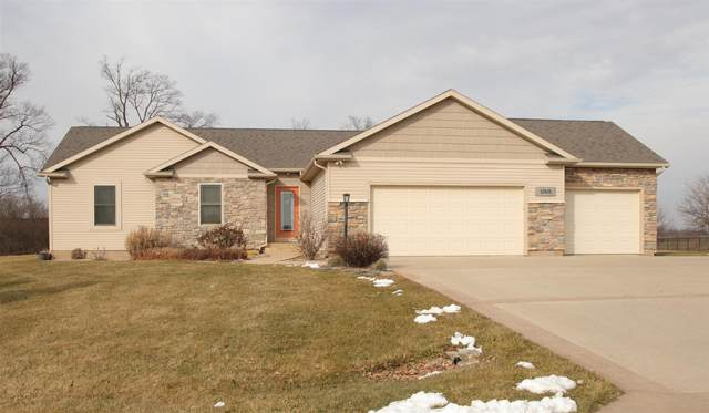 10818 Cardinal Circle, Plymouth, IN 46563 (MLS #202101757) :: Parker Team
