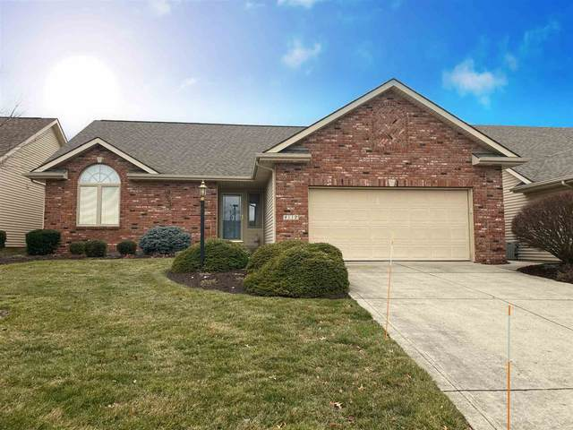 4119 Stillwood Drive, Fort Wayne, IN 46815 (MLS #202101783) :: Parker Team