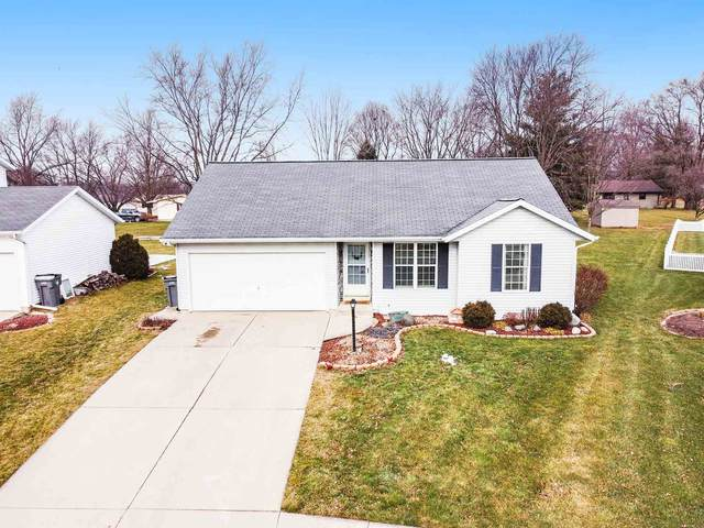1535 Golf View Drive, Nappanee, IN 46550 (MLS #202101813) :: Parker Team