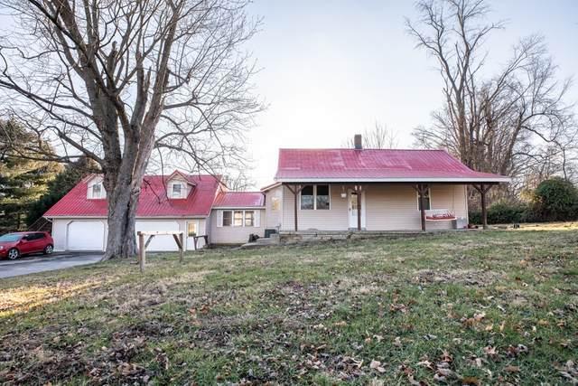 321 S Walnut Street, Ellettsville, IN 47429 (MLS #202101830) :: Aimee Ness Realty Group