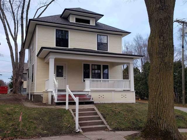 1215 Garden Street, Fort Wayne, IN 46802 (MLS #202101834) :: Anthony REALTORS