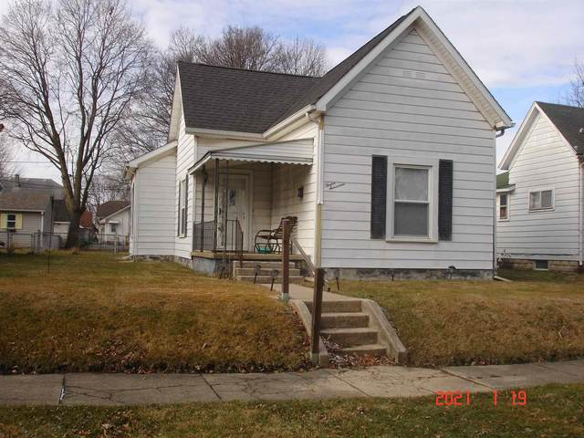 1217 S Buckeye Street, Kokomo, IN 46902 (MLS #202101843) :: The Romanski Group - Keller Williams Realty