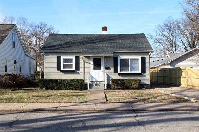 221 S Dexter Avenue, Evansville, IN 47714 (MLS #202101855) :: Parker Team