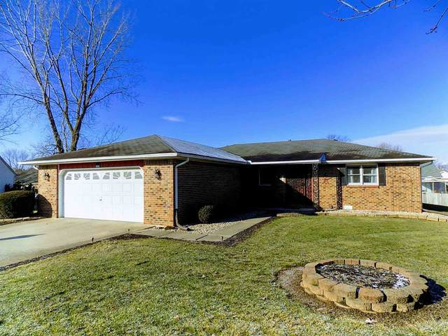 3101 Essex Court, Kokomo, IN 46902 (MLS #202101863) :: The Romanski Group - Keller Williams Realty