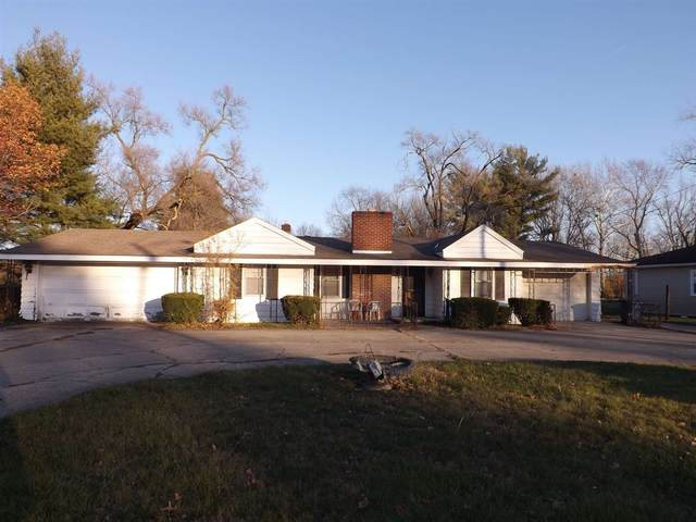 4003 S Adams Street, Marion, IN 46953 (MLS #202101881) :: The Romanski Group - Keller Williams Realty