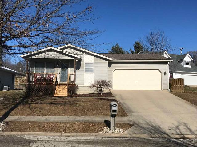 2000 W Ross Lane, Bloomington, IN 47403 (MLS #202101882) :: Parker Team