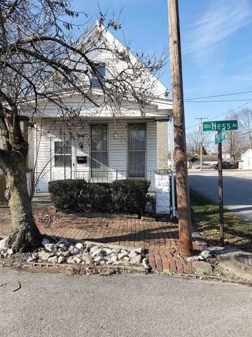 318 Hess Avenue, Evansville, IN 47711 (MLS #202101890) :: Parker Team