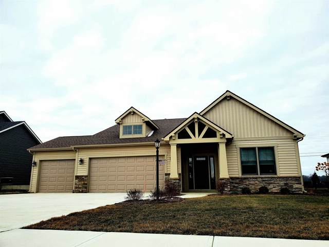 1758 Faircloud Drive, Fort Wayne, IN 46814 (MLS #202101895) :: Parker Team
