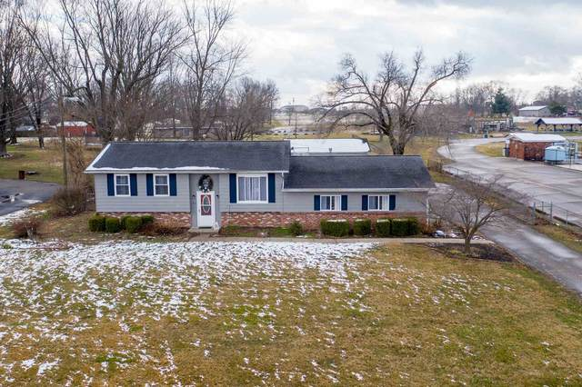 1521 Hancock Avenue, Mitchell, IN 47446 (MLS #202101898) :: Parker Team