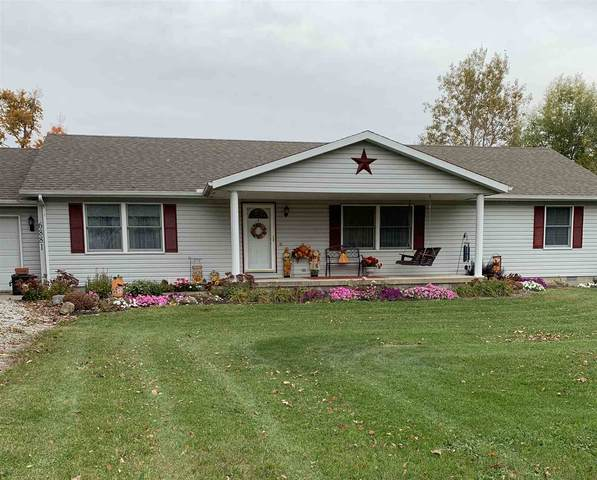 6881 E 500 N, Van Buren, IN 46991 (MLS #202101914) :: The Romanski Group - Keller Williams Realty