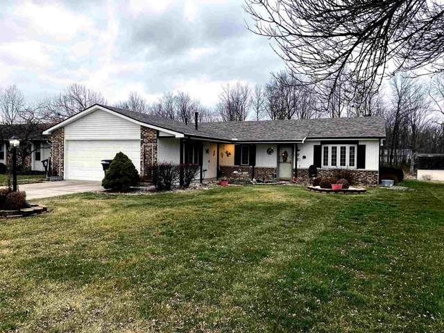 8121 Northbury Drive, Fort Wayne, IN 46818 (MLS #202101917) :: TEAM Tamara