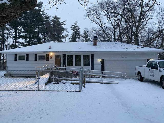 53496 Hickory Road, South Bend, IN 46635 (MLS #202101928) :: The Dauby Team
