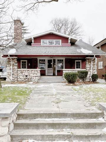 1228 E Lincolnway Street, South Bend, IN 46601 (MLS #202102033) :: The Dauby Team
