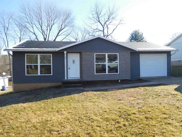 288 White Lane, Bedford, IN 47421 (MLS #202102038) :: Aimee Ness Realty Group