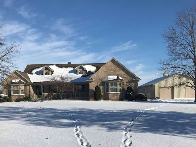 1718 Linden Road, Plymouth, IN 46563 (MLS #202102050) :: Parker Team