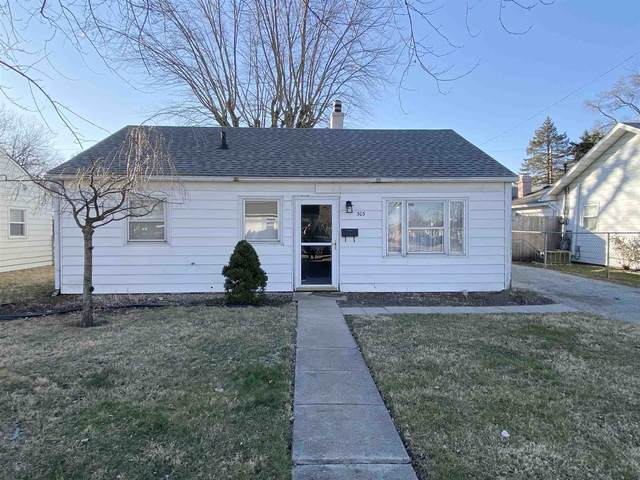 303 E Poplar Street, Kokomo, IN 46902 (MLS #202102103) :: The Romanski Group - Keller Williams Realty