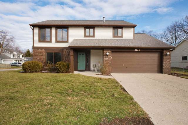 2129 Wake Robin Drive, West Lafayette, IN 47906 (MLS #202102107) :: The Romanski Group - Keller Williams Realty