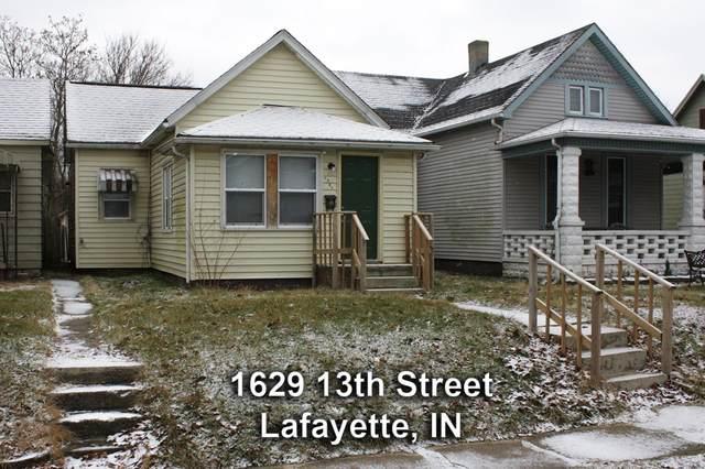 1629 N 13th Street, Lafayette, IN 47904 (MLS #202102108) :: The Romanski Group - Keller Williams Realty