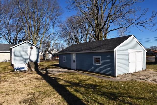 1359 Hawthorne Avenue, Frankfort, IN 46041 (MLS #202102141) :: The Romanski Group - Keller Williams Realty