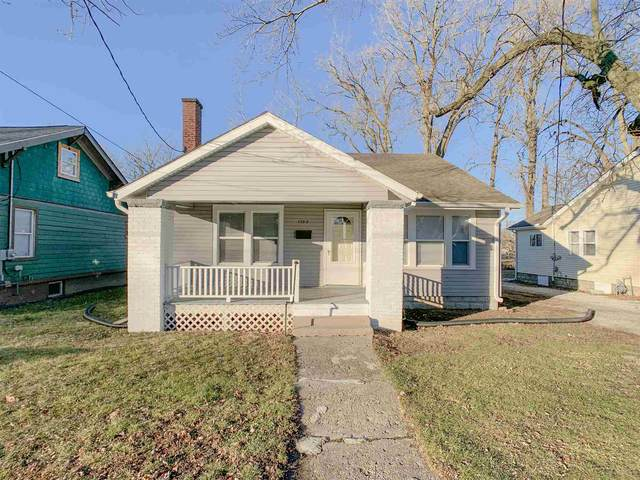 1122 E Jefferson Street, Kokomo, IN 46901 (MLS #202102212) :: The Romanski Group - Keller Williams Realty