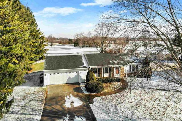 4624 Golfview Drive, Fort Wayne, IN 46818 (MLS #202102228) :: TEAM Tamara