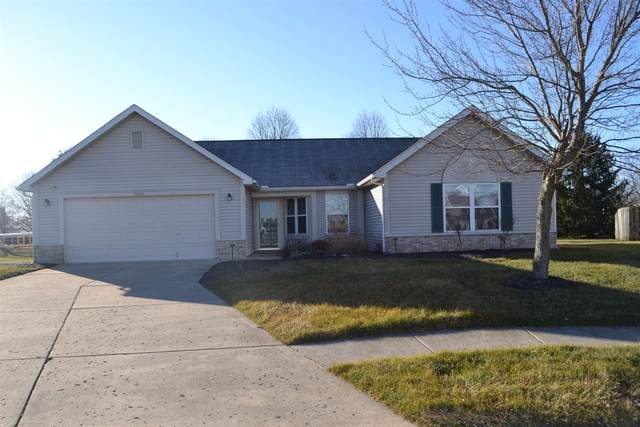 5000 Saddle Drive, Lafayette, IN 47905 (MLS #202102229) :: The Romanski Group - Keller Williams Realty