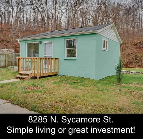 8285 N Sycamore Street, Stinesville, IN 47464 (MLS #202102237) :: Parker Team