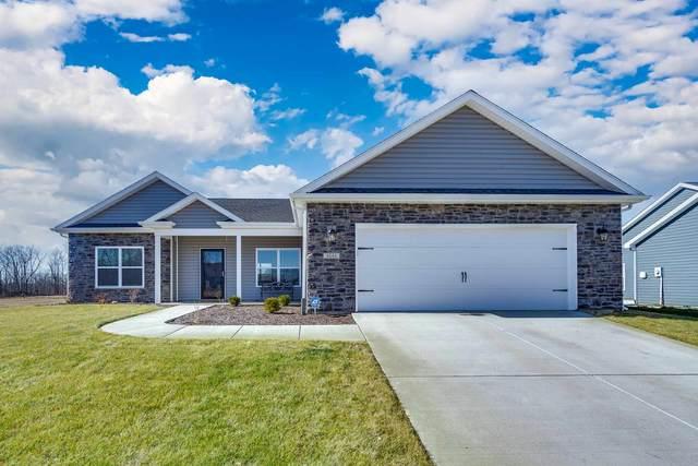 4646 Beringer Drive, Lafayette, IN 47909 (MLS #202102240) :: The Romanski Group - Keller Williams Realty