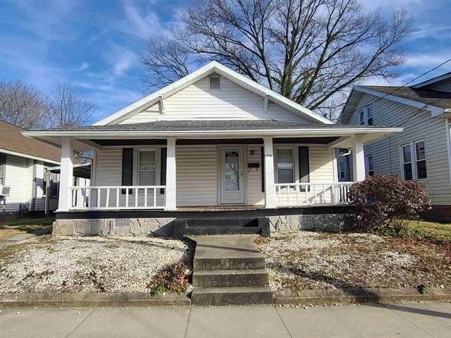 606 N Gibson Street, Princeton, IN 47670 (MLS #202102246) :: Parker Team