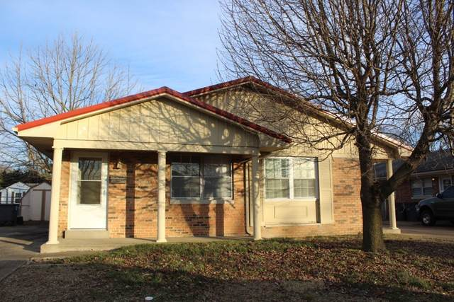 2559 2563 Stanley Place 2559 & 2563, Evansville, IN 47711 (MLS #202102283) :: The ORR Home Selling Team