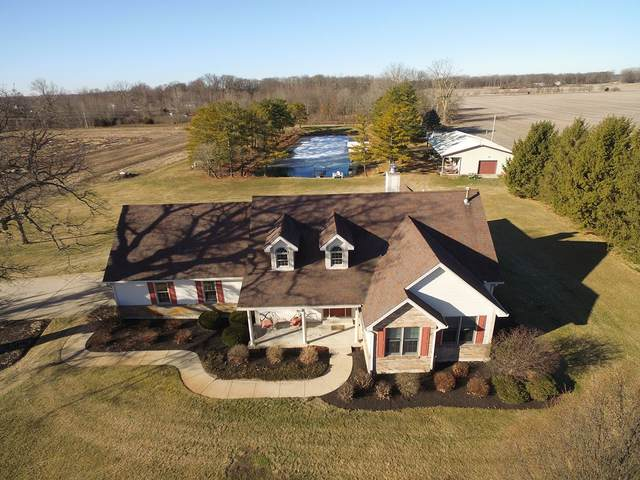 8595 E Us 24 Highway, Monticello, IN 47960 (MLS #202102284) :: Parker Team