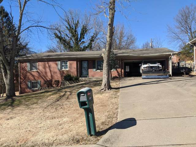 2206 Swinging Way, Evansville, IN 47711 (MLS #202102306) :: Aimee Ness Realty Group