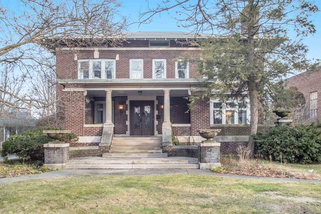 615 W Colfax Avenue, South Bend, IN 46601 (MLS #202102320) :: Parker Team