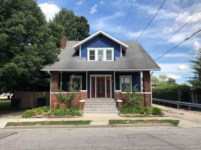212 214 N Elm Street, Muncie, IN 47305 (MLS #202102409) :: The ORR Home Selling Team