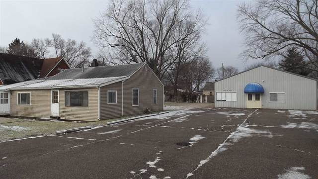 50779 Indiana State Route 933 Highway, South Bend, IN 46637 (MLS #202102428) :: The Natasha Hernandez Team