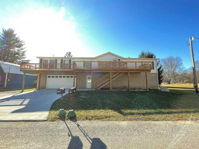 11710 W Tecumseh Bend Road, Brookston, IN 47923 (MLS #202102455) :: Aimee Ness Realty Group