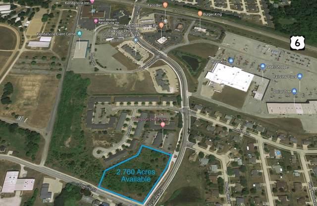 000000 Dowling Street Boulevard, Kendallville, IN 46755 (MLS #202102503) :: The Dauby Team