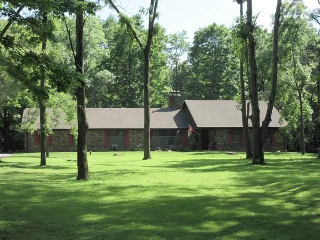 2907 W Peach Tree Lane, Crawfordsville, IN 47933 (MLS #202102535) :: The Carole King Team