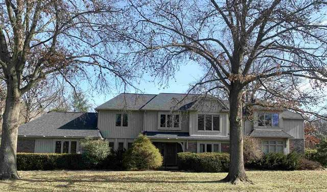 1140 Brookshire Drive, Evansville, IN 47715 (MLS #202102552) :: Aimee Ness Realty Group