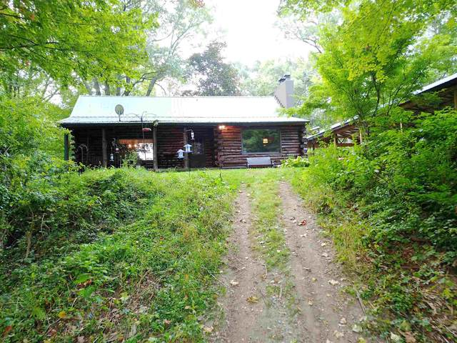 20727 Alm Lane Lane, Lakeville, IN 46536 (MLS #202102761) :: TEAM Tamara