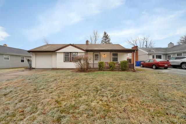 2611 Elva Drive, Kokomo, IN 46902 (MLS #202102838) :: The Romanski Group - Keller Williams Realty