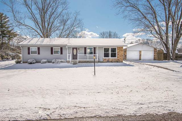 5225 W Hillcrest Drive, Bloomington, IN 47404 (MLS #202103034) :: Aimee Ness Realty Group