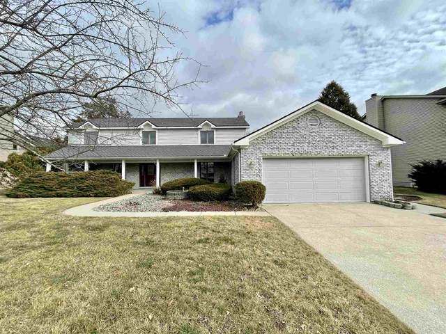 1508 Marlin Drive, Marion, IN 46952 (MLS #202103179) :: The Romanski Group - Keller Williams Realty