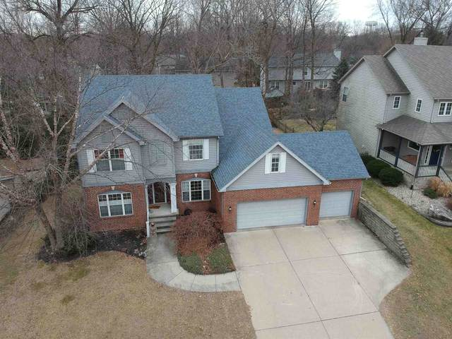 931 Snowy Owl Court, Lafayette, IN 47904 (MLS #202103192) :: Aimee Ness Realty Group