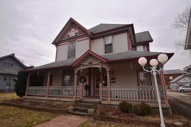 350 S Main Street, Frankfort, IN 46041 (MLS #202103216) :: The Romanski Group - Keller Williams Realty