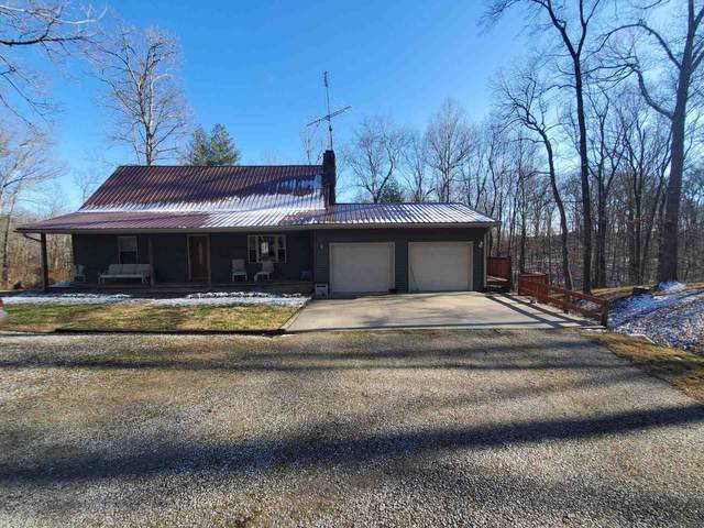 9818 S Whitetail Drive, Holland, IN 47541 (MLS #202103351) :: The Dauby Team
