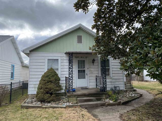 1321 E Oregon Street, Evansville, IN 47711 (MLS #202103475) :: The Harris Jarboe Group | Keller Williams Capital Realty